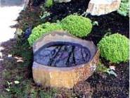 Basalt Polished Bowl