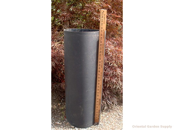 Plastic Roll Bamboo Barrier