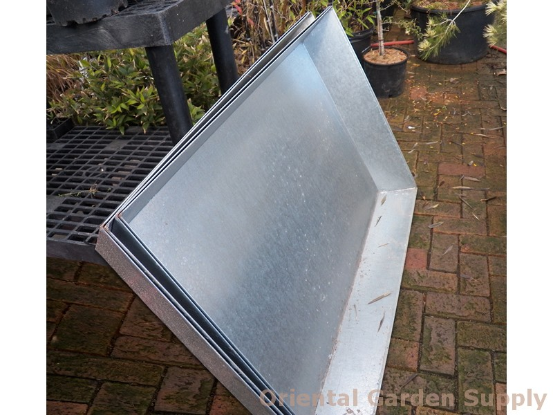 Galvanized tray 30 x 47 x 6   11#