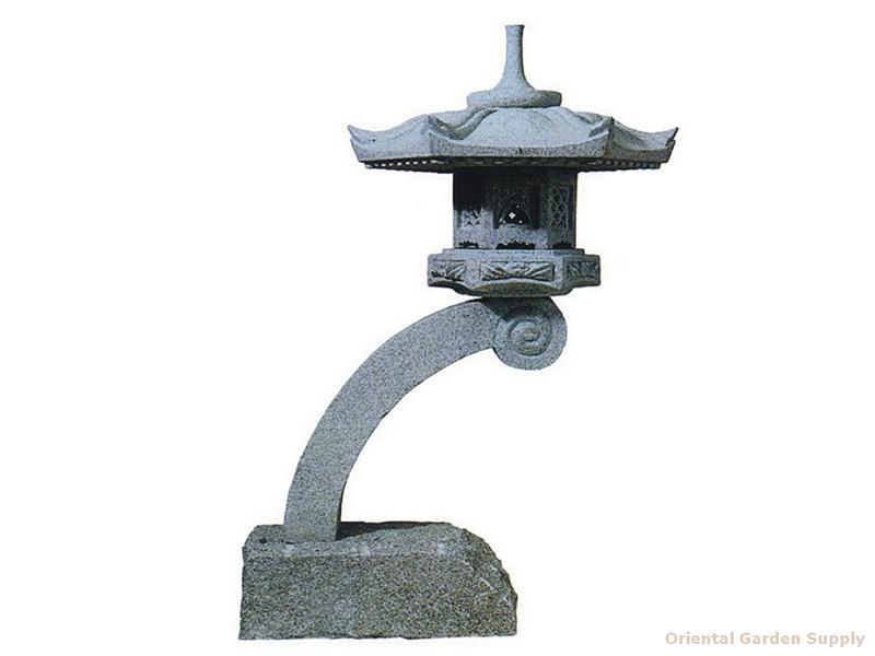 Granite Rankei Lantern
