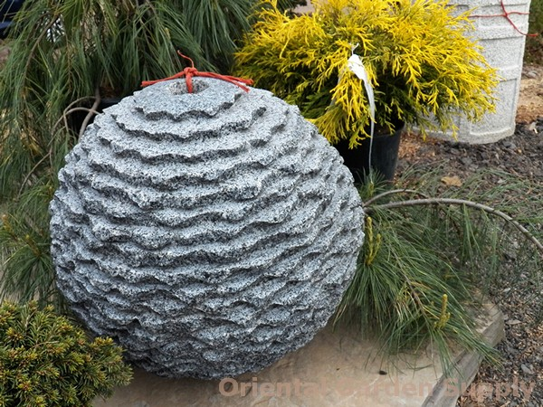 Ulmus Fountain 14 inch grey 135#