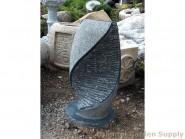 Cobra Fountain 24 inch grey