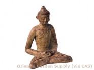 Cast Mongolian Buddha
