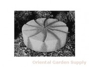 Granite Millstone Fountain