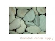 Seaside Beach Pebble-Green 2-3 inch