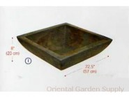 Square Water Bowl