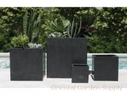 Terrazo Lightweight Container - Square Planter
