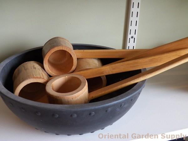 Basin Bamboo Dipper