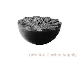 Granite Semi-sphere Fountain